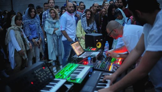 Iran's Underground Expands With Deep House Tehran