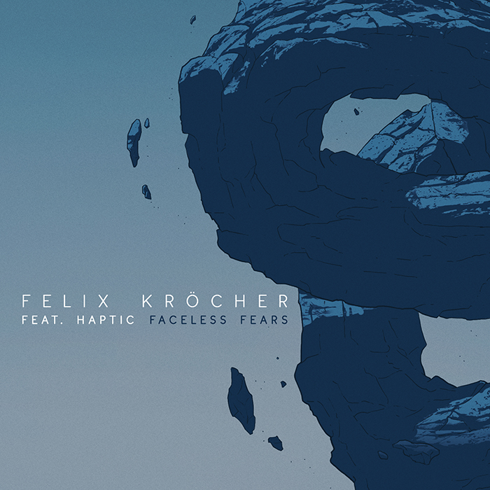 Felix Krocher Faceless Fears Album Cover
