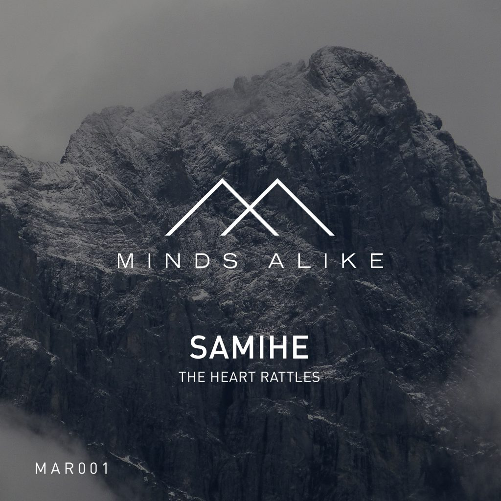 Minds Alike 001 Cover