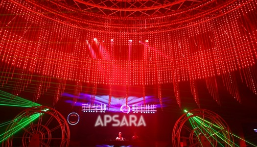 FRISKY Nightlife: Dive into Jakarta's exciting electronic music world with Apsara