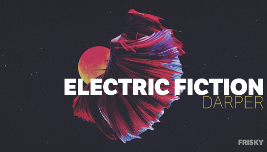 Discover the Deep Stories of Darper on Electric Fiction
