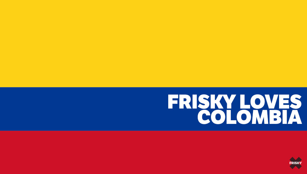 Frisky Loves Colombia takes you deep into their fast ...